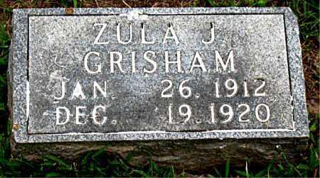 GRISHAM, ZULA J. - Boone County, Arkansas | ZULA J. GRISHAM - Arkansas Gravestone Photos