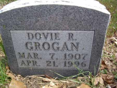 GROGAN, DOVIE R. - Boone County, Arkansas | DOVIE R. GROGAN - Arkansas Gravestone Photos