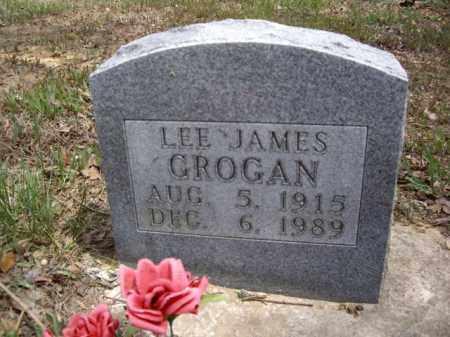 GROGAN, LEE JAMES - Boone County, Arkansas | LEE JAMES GROGAN - Arkansas Gravestone Photos