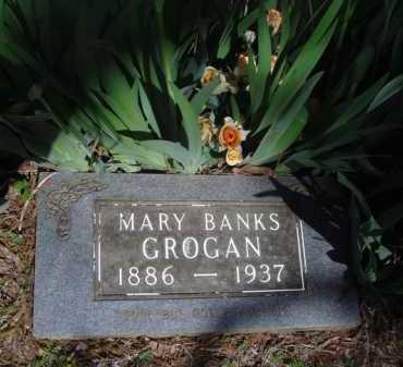 GROGAN, MARY - Boone County, Arkansas | MARY GROGAN - Arkansas Gravestone Photos