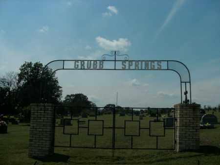 *GRUBB SPRINGS ENTRANCE GATE,  - Boone County, Arkansas |  *GRUBB SPRINGS ENTRANCE GATE - Arkansas Gravestone Photos