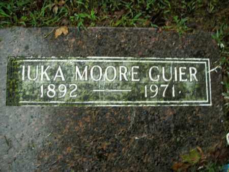 TYLER GUIER, IUKA - Boone County, Arkansas | IUKA TYLER GUIER - Arkansas Gravestone Photos