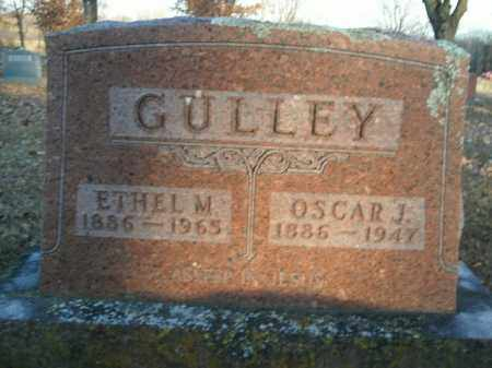 GULLEY, OSCAR J. - Boone County, Arkansas | OSCAR J. GULLEY - Arkansas Gravestone Photos