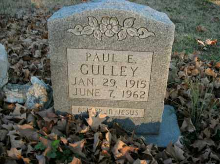 GULLEY, PAUL EVANS - Boone County, Arkansas | PAUL EVANS GULLEY - Arkansas Gravestone Photos