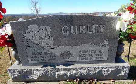 GURLEY, FLOY RAY - Boone County, Arkansas | FLOY RAY GURLEY - Arkansas Gravestone Photos