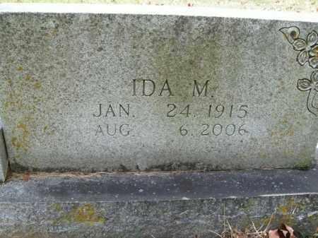 HACKER, IDA M. - Boone County, Arkansas | IDA M. HACKER - Arkansas Gravestone Photos