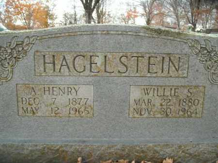 HAGELSTEIN, AGUSTUS HENRY - Boone County, Arkansas | AGUSTUS HENRY HAGELSTEIN - Arkansas Gravestone Photos