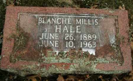 HALE, BLANCHE - Boone County, Arkansas | BLANCHE HALE - Arkansas Gravestone Photos