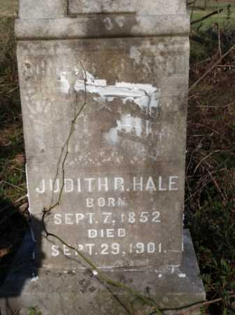 FULBRIGHT HALE, JUDITH R. - Boone County, Arkansas | JUDITH R. FULBRIGHT HALE - Arkansas Gravestone Photos