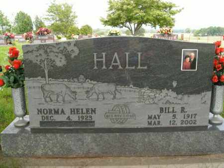 HALL, BILL R. - Boone County, Arkansas | BILL R. HALL - Arkansas Gravestone Photos