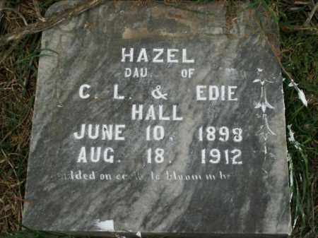 HALL, HAZEL - Boone County, Arkansas | HAZEL HALL - Arkansas Gravestone Photos