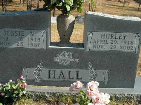 HALL, JESSIE M. - Boone County, Arkansas | JESSIE M. HALL - Arkansas Gravestone Photos