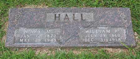 HALL, MARY M. - Boone County, Arkansas | MARY M. HALL - Arkansas Gravestone Photos