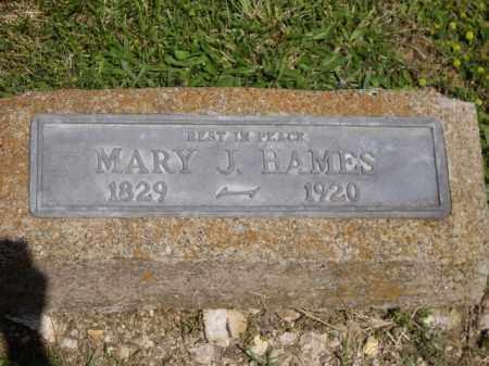 HAMES, MARY JUNE - Boone County, Arkansas | MARY JUNE HAMES - Arkansas Gravestone Photos