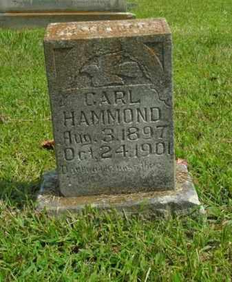 HAMMOND, CARL - Boone County, Arkansas | CARL HAMMOND - Arkansas Gravestone Photos