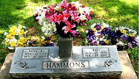 HAMMONS, PATSY R. - Boone County, Arkansas   PATSY R. HAMMONS - Arkansas Gravestone Photos