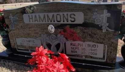 HAMMONS, RALPH - Boone County, Arkansas | RALPH HAMMONS - Arkansas Gravestone Photos