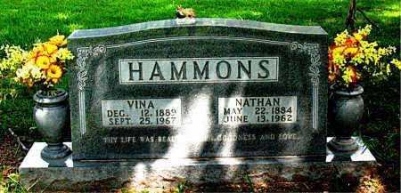 HAMMONS, DANIEL NATHAN - Boone County, Arkansas   DANIEL NATHAN HAMMONS - Arkansas Gravestone Photos