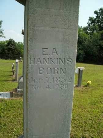 HANKINS, ELVIRA A. - Boone County, Arkansas | ELVIRA A. HANKINS - Arkansas Gravestone Photos