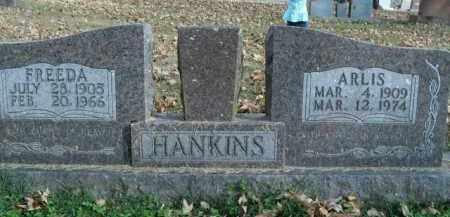 HANKINS, FREEDA - Boone County, Arkansas | FREEDA HANKINS - Arkansas Gravestone Photos