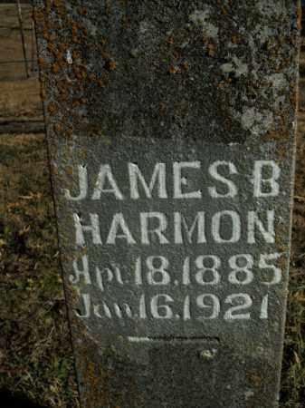 HARMON, JAMES B. - Boone County, Arkansas   JAMES B. HARMON - Arkansas Gravestone Photos