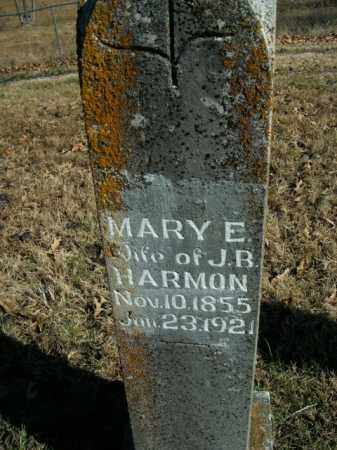 HARMON, MARY E. - Boone County, Arkansas | MARY E. HARMON - Arkansas Gravestone Photos