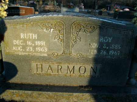 HARMON, ROY - Boone County, Arkansas | ROY HARMON - Arkansas Gravestone Photos