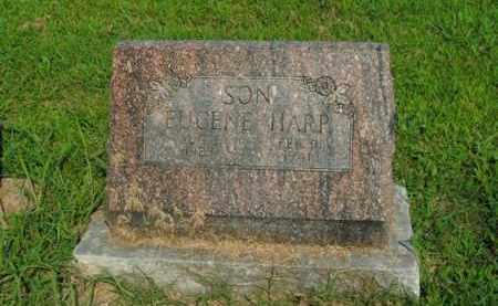 HARP, EUGENE - Boone County, Arkansas   EUGENE HARP - Arkansas Gravestone Photos