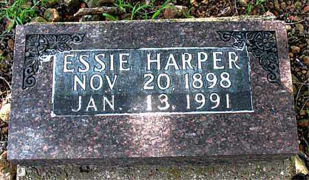 HARPER, ESSIE - Boone County, Arkansas | ESSIE HARPER - Arkansas Gravestone Photos