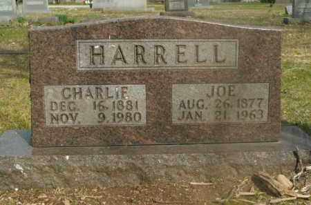 HARRELL, JOE P - Boone County, Arkansas | JOE P HARRELL - Arkansas Gravestone Photos