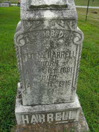 HARRELL, FLORA - Boone County, Arkansas | FLORA HARRELL - Arkansas Gravestone Photos