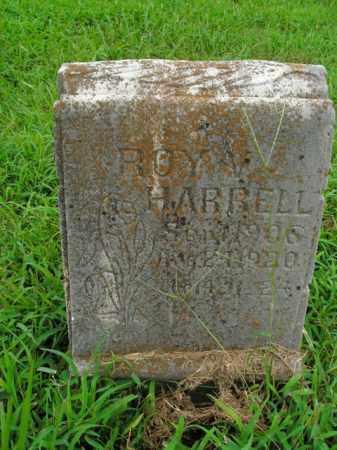HARRELL, ROY V. - Boone County, Arkansas | ROY V. HARRELL - Arkansas Gravestone Photos