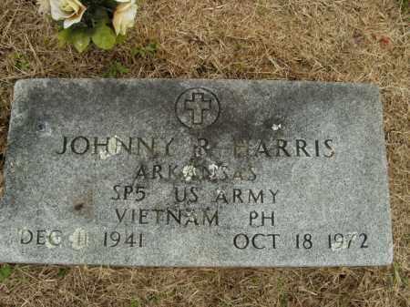 HARRIS  (VETERAN VIET), JOHNNY R - Boone County, Arkansas | JOHNNY R HARRIS  (VETERAN VIET) - Arkansas Gravestone Photos