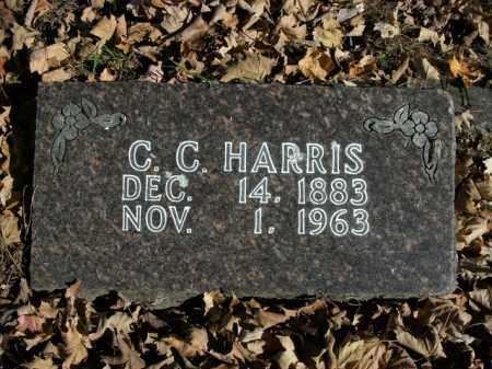 "HARRIS, C.C. ""LUMMIE"" - Boone County, Arkansas | C.C. ""LUMMIE"" HARRIS - Arkansas Gravestone Photos"