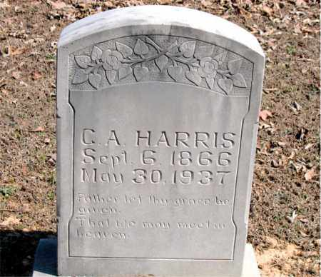 HARRIS, C.  A. - Boone County, Arkansas | C.  A. HARRIS - Arkansas Gravestone Photos