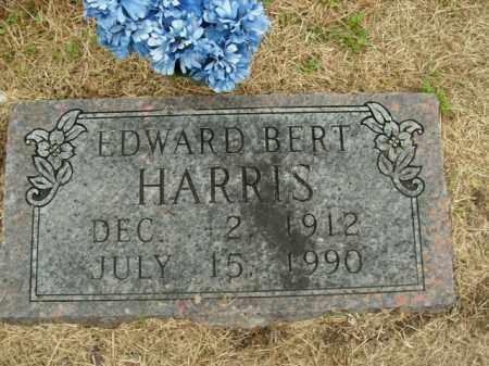 HARRIS, EDWARD BERT - Boone County, Arkansas | EDWARD BERT HARRIS - Arkansas Gravestone Photos