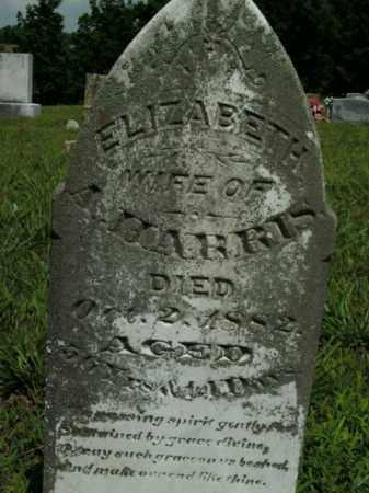 HARRIS, ELIZABETH - Boone County, Arkansas | ELIZABETH HARRIS - Arkansas Gravestone Photos