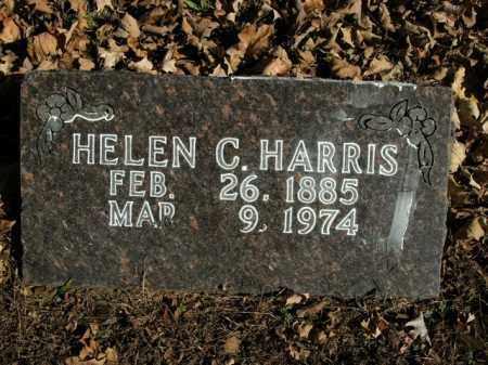HARRIS, HELEN C. - Boone County, Arkansas | HELEN C. HARRIS - Arkansas Gravestone Photos