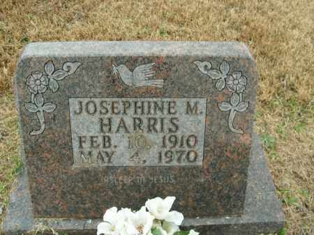 HARRIS, JOSEPHINE M. - Boone County, Arkansas | JOSEPHINE M. HARRIS - Arkansas Gravestone Photos