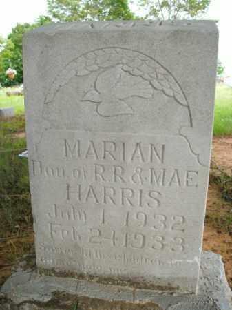 HARRIS, MARIAN - Boone County, Arkansas | MARIAN HARRIS - Arkansas Gravestone Photos
