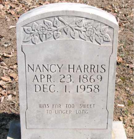 HARRIS, NANCY NAOMI - Boone County, Arkansas | NANCY NAOMI HARRIS - Arkansas Gravestone Photos
