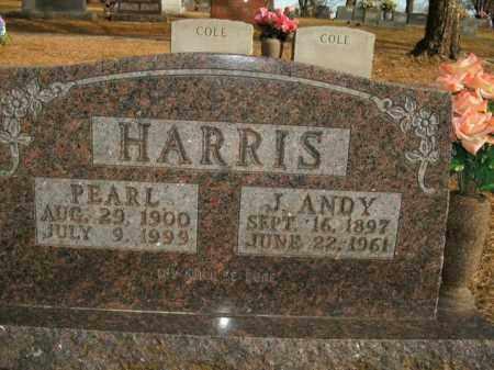 HARRIS, PEARL - Boone County, Arkansas | PEARL HARRIS - Arkansas Gravestone Photos