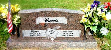 HARRIS, ICIE PEARL - Boone County, Arkansas   ICIE PEARL HARRIS - Arkansas Gravestone Photos