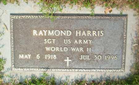 HARRIS  (VETERAN WWII), RAYMOND - Boone County, Arkansas | RAYMOND HARRIS  (VETERAN WWII) - Arkansas Gravestone Photos