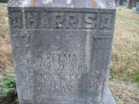 HARRIS, VELMA - Boone County, Arkansas | VELMA HARRIS - Arkansas Gravestone Photos
