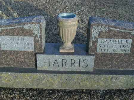 HARRIS, WILLIE - Boone County, Arkansas | WILLIE HARRIS - Arkansas Gravestone Photos
