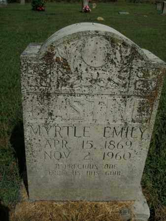 HASTING, MYRTLE EMILY - Boone County, Arkansas | MYRTLE EMILY HASTING - Arkansas Gravestone Photos