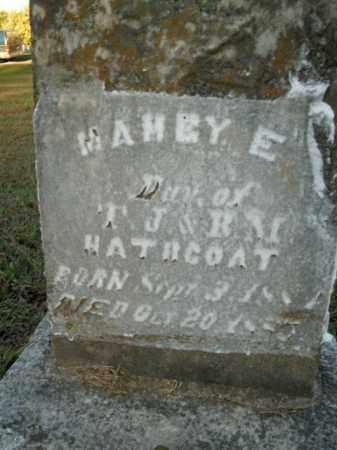 HATHCOAT, MAMEY E. - Boone County, Arkansas | MAMEY E. HATHCOAT - Arkansas Gravestone Photos