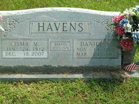 HAVENS, DANIEL R. - Boone County, Arkansas | DANIEL R. HAVENS - Arkansas Gravestone Photos