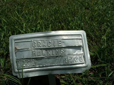 HAWKINS, GRACIE - Boone County, Arkansas | GRACIE HAWKINS - Arkansas Gravestone Photos